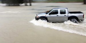 Emergency Preparedness for Flooding roads